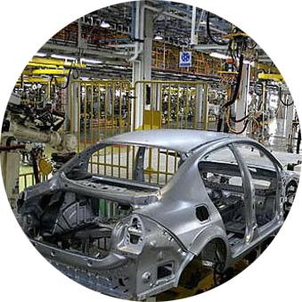 خودرو سازی و قطعات خودرو