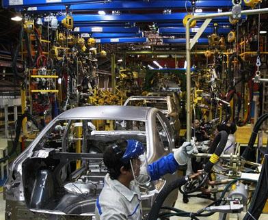 کارخانه ایران خودرو